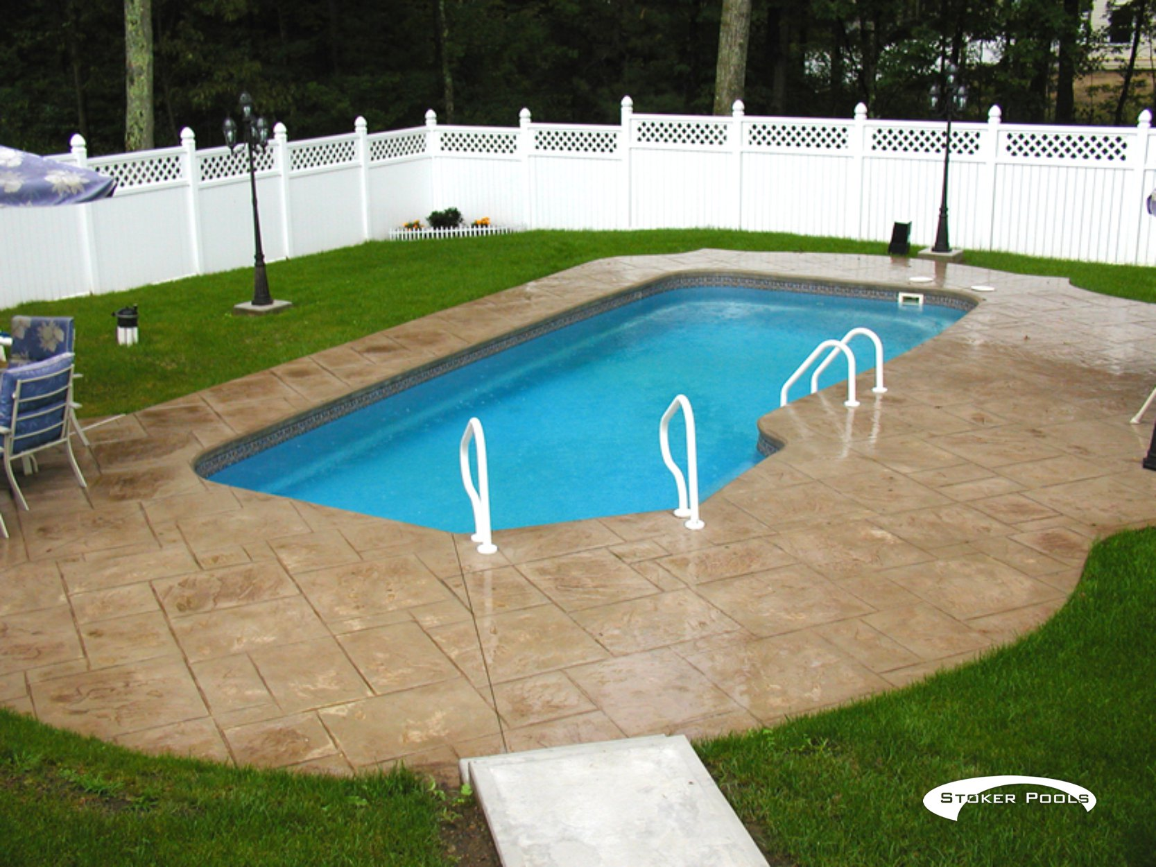 Fiberglass Pool Construction : Fiberglass pools construction palm desert california