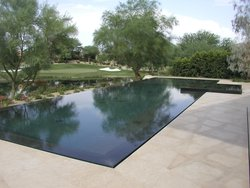 Concrete Pool #001 by Stoker Pools