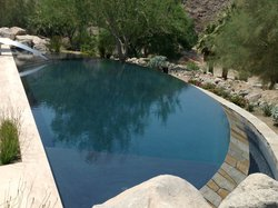 Concrete Pool #004 by Stoker Pools