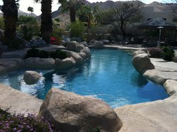 Concrete Pool #005 by Stoker Pools