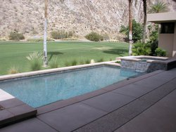 Concrete Pool #009 by Stoker Pools