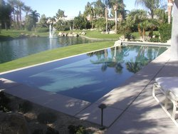 Concrete Pool #012 by Stoker Pools