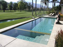 Concrete Pool #013 by Stoker Pools