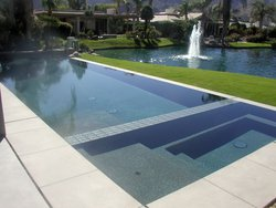 Concrete Pool #014 by Stoker Pools