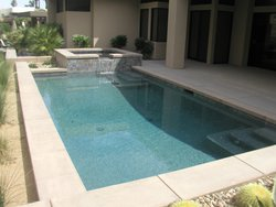 Concrete Pool #017 by Stoker Pools
