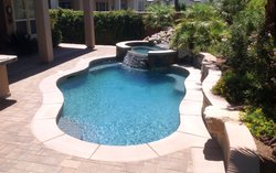 Concrete Pool #020 by Stoker Pools