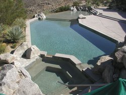 Concrete Pool #027 by Stoker Pools